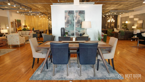 grand rapids modern dining sets